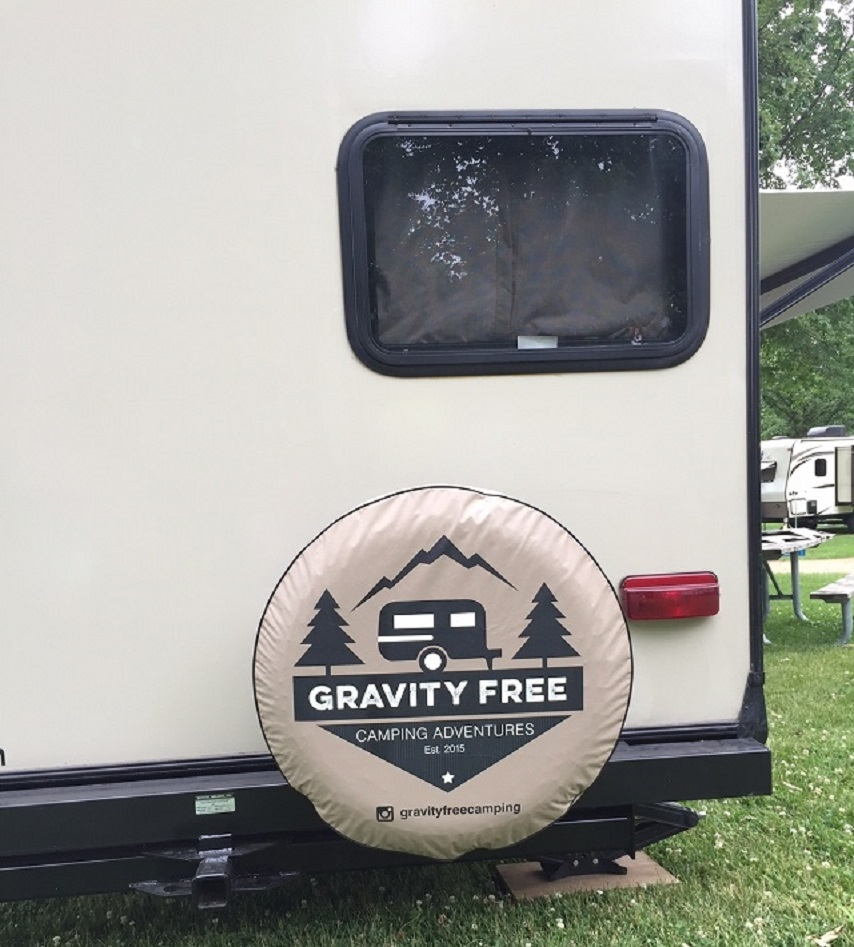 RV Camping Tire Cover