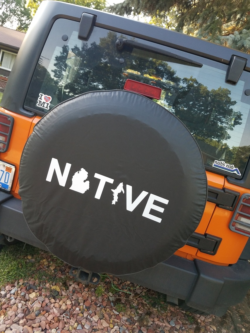 Michigan tire covers