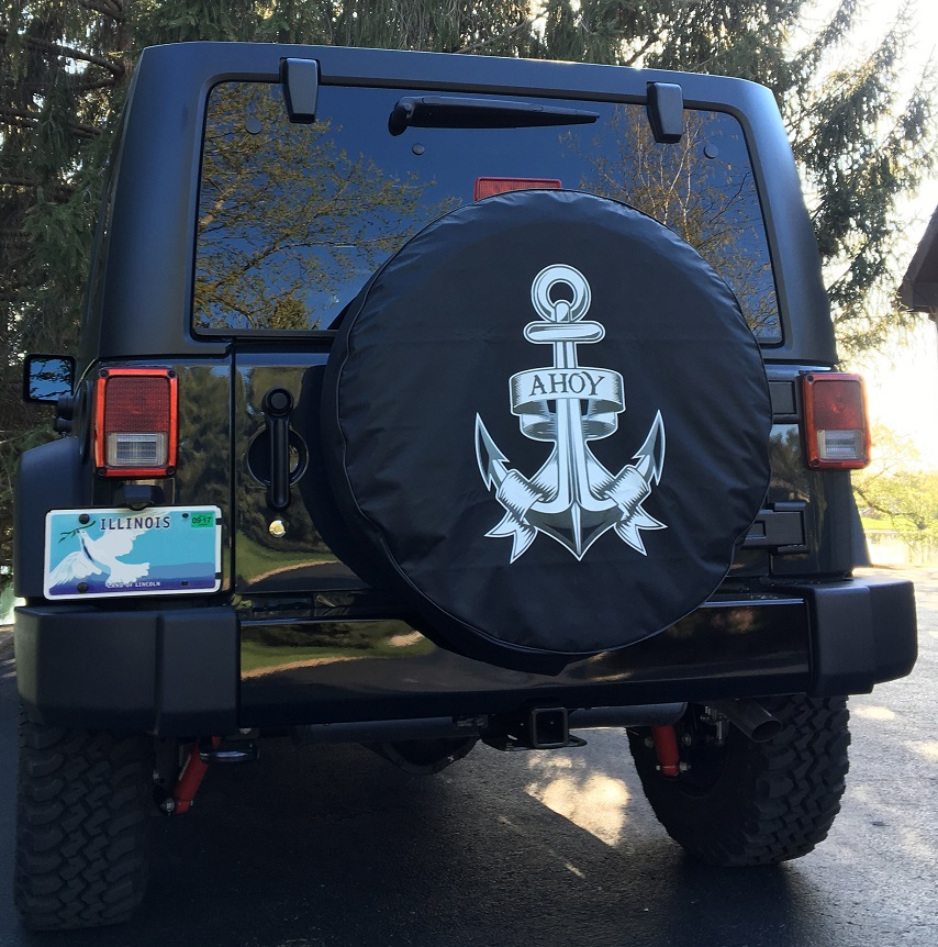 Ahoy Tire Covers