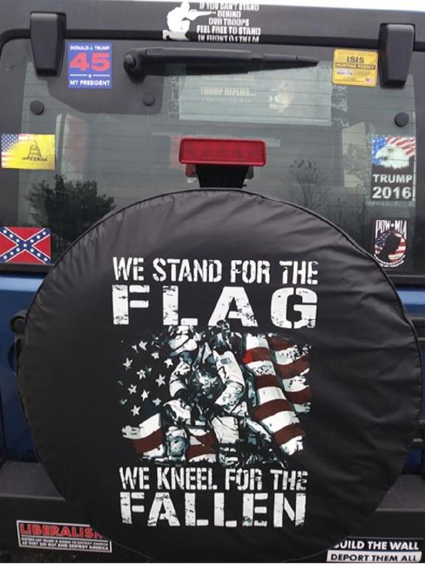 Kneel for the Fallen
