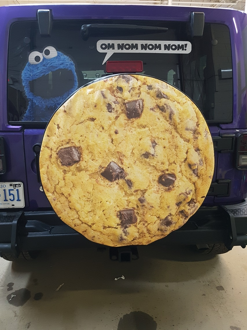 Cookie Tire Covers