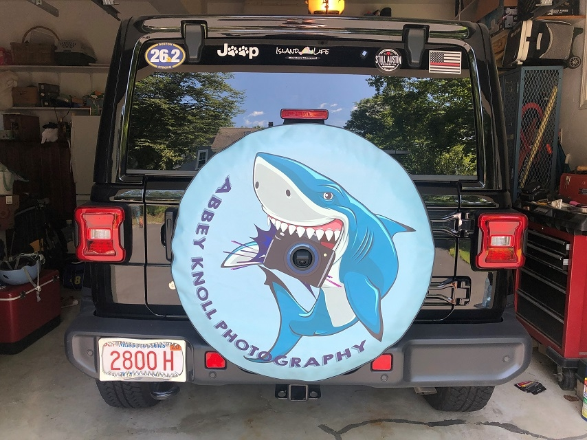 Shark Tire Covers