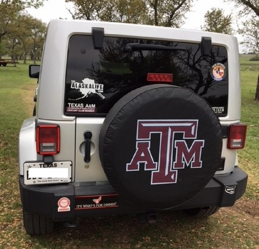 Texas Tire Covers