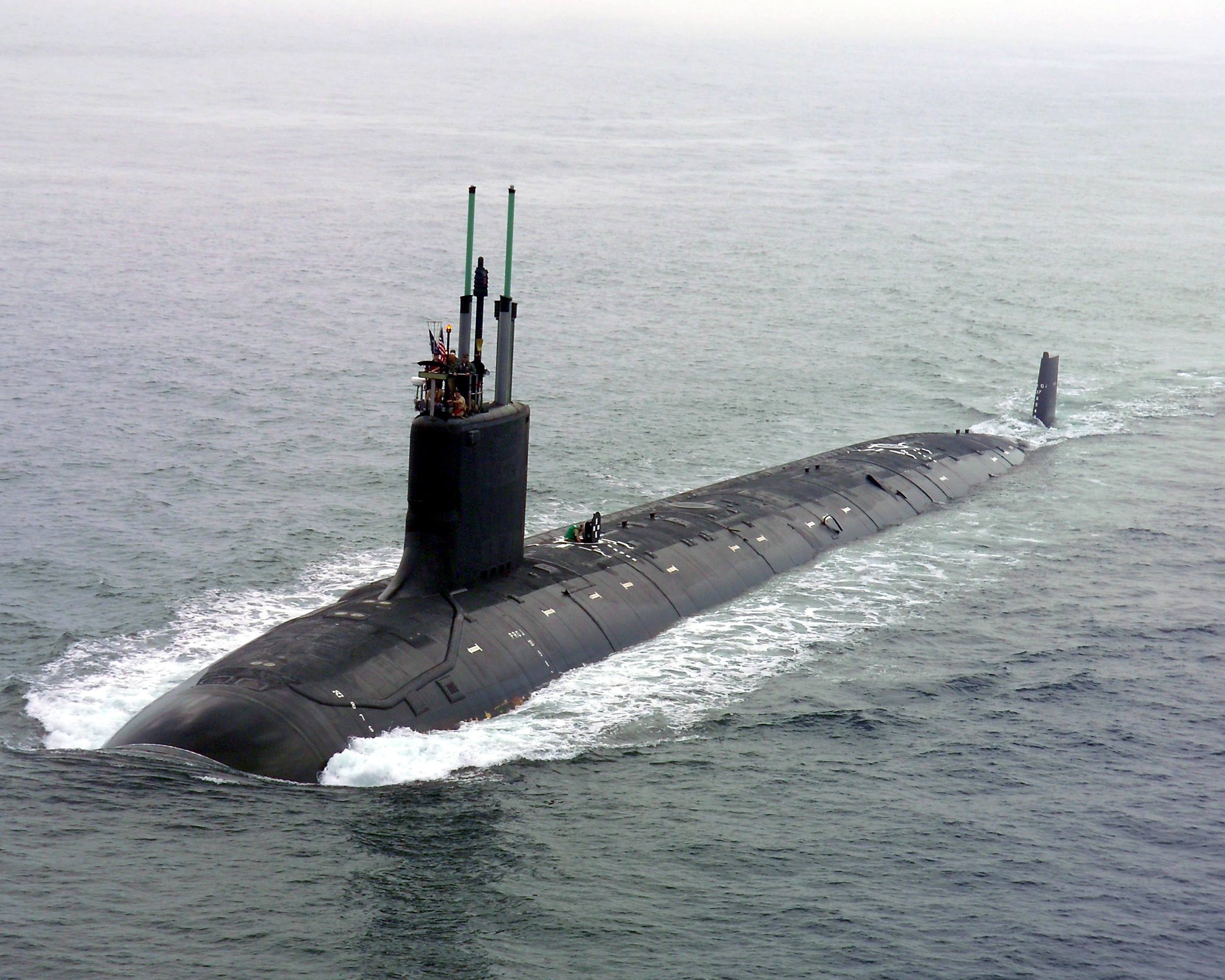 United States Navy submarine