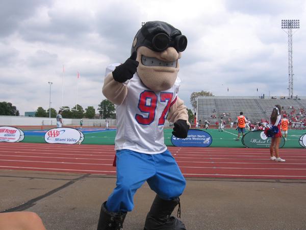 University of Dayton Mascot