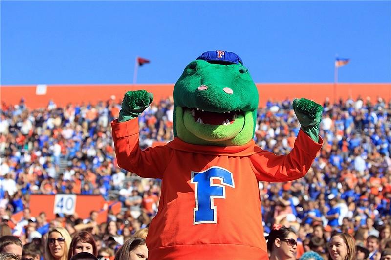 University of Florida Albert the Gator Mascot