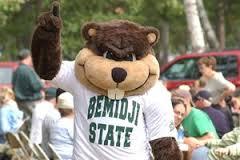 Bemidji State University Mascot