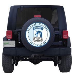 XVIII Airborne Corps Custom Tire Cover
