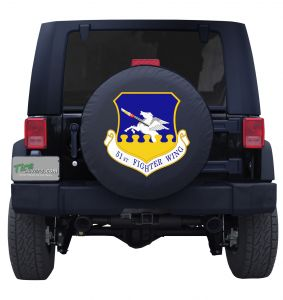51st Fighter Wing Division Custom Tire Cover
