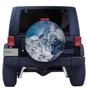 Himalaya Mountain Tire Cover