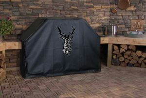 Be Wild Whitetail Deer BBQ Grill Cover