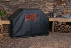 Beef Cuts Chart BBQ Grill Cover