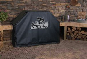 Bird Dog Logo Grill Cover