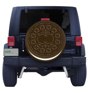 Oreo Cookie Tire Cover