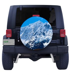 Mountain Pass Tire Cover