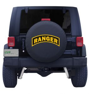 United States Army Ranger Tire Cover