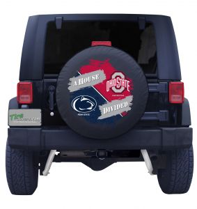 Penn State and Ohio State House Divided
