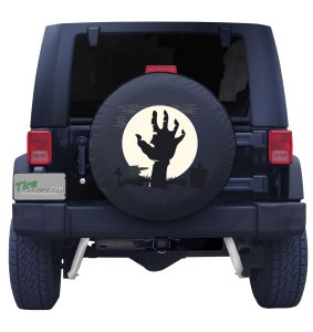 Dead Hand Rising Tire Cover