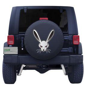 Devil Rabbit Tire Cover
