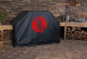 Dragon Circle Logo Grill Cover