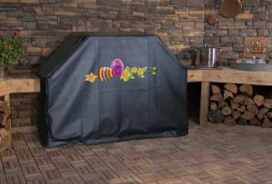 Easter Egg Grill Cover