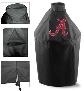 Alabama Green Egg Grill Cover with Script Logo