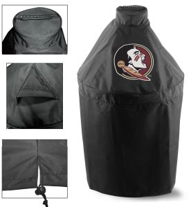 Florida State University Big Green Egg Grill Cover