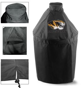 Missouri University Big Green Egg Grill Cover