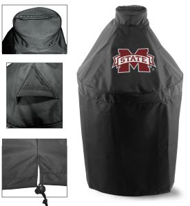 Mississippi State University Big Green Egg Grill Cover
