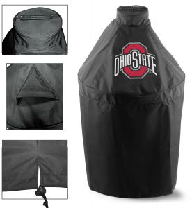Ohio State University Big Green Egg Grill Cover