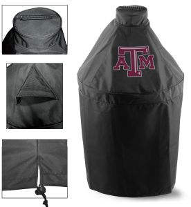 Texas A&M University Big Green Egg Grill Cover