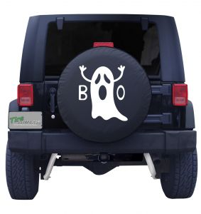 Boo Tire Cover