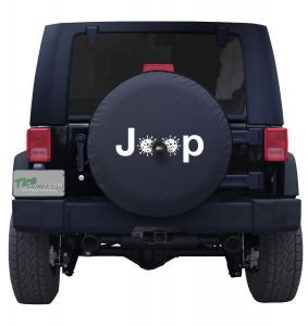 Jeep Coronavirus Spare Tire Cover