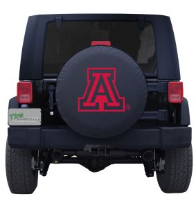 Arizona University Red A Spare Tire Cover