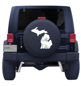 Lake Life Tire Cover