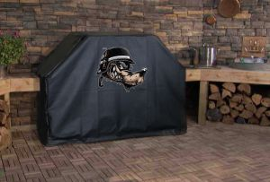 Military Wolf Logo Grill Cover