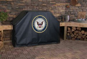 United States Navy Logo Grill Cover