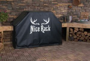 Nice Rack Logo Grill Cover
