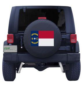 North Carolina Flag Front