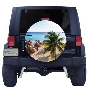 St. Maarten Simson Bay Tire Cover