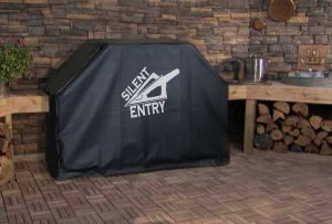 Silent Entry Logo Grill Cover