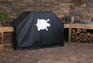 Snapping Turtle Custom Grill Cover