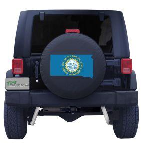 South Dakota Tire Cover