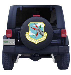 Strategic Air Command Tire Cover