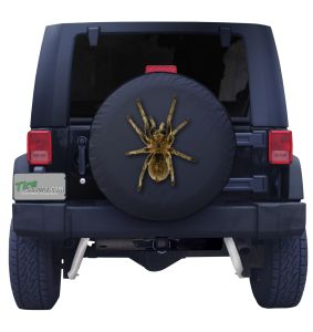 Tarantula Spider Tire Cover
