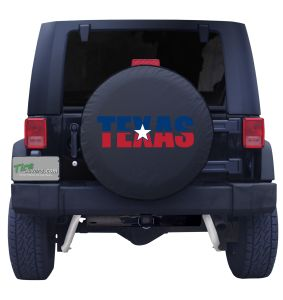 Texas Tire Cover