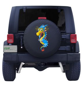 Thinking Dragon Tire Cover