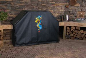 Thinking Dragon Logo Grill Cover