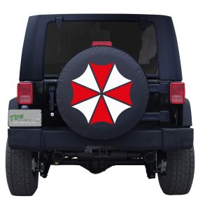 Umbrella Corporation Tire Cover