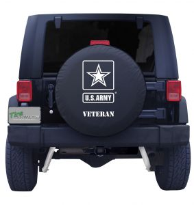 United States Army Veteran Tire Cover
